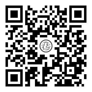 Litecoin QR Code API Example